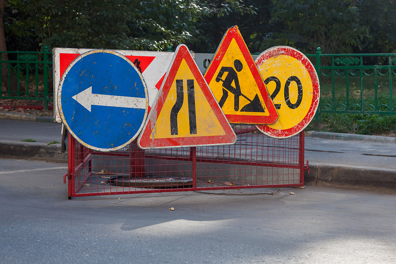 Znaki (ilustracja do przekierowania)