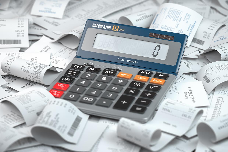 Zero na kalkulatorze